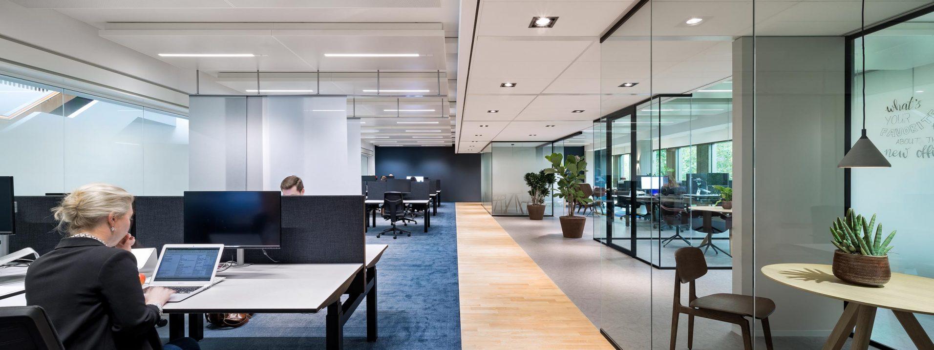 Interieur ontwerp kantoor Amsterdam