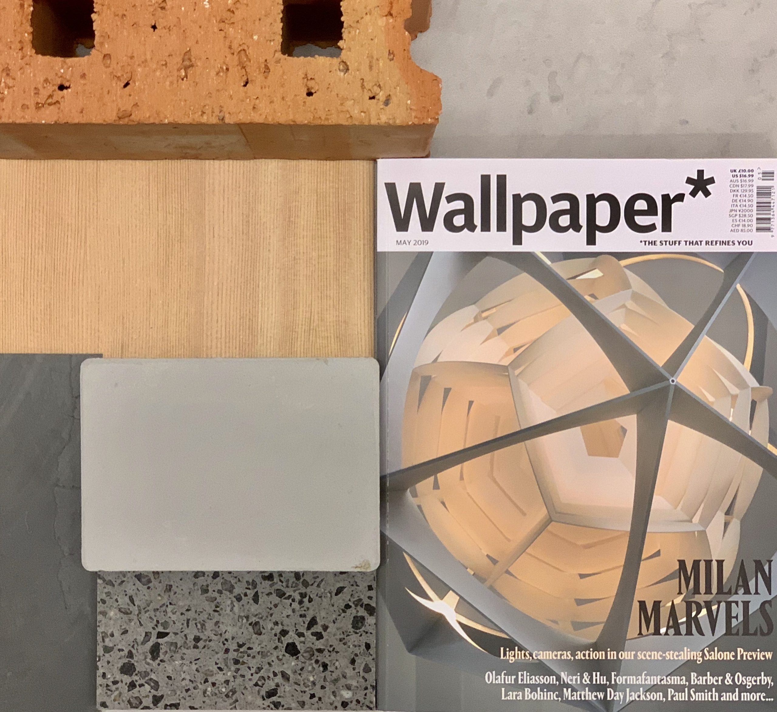Amvest In Wallpaper Magazine Firm Architects